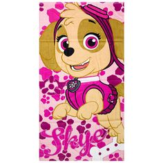 towel bath Paw Patrol coton from wholesale and import Paw Patrol, Scooby Doo, Disney, Baby Strollers, Illustration, Towel, Strand, Altar, Centre