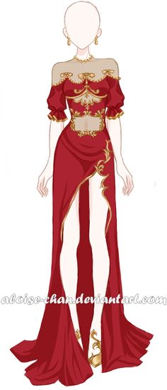 [OPEN] Nobility Robe Adoptable by Aloise-chan.deviantart.com on @DeviantArt