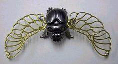 Adrian Ashley - Jewelry Gallery - Jewelry Gallery - Ganoksin Orchid