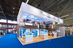 Stand from The Inside stand building at Intertraffic