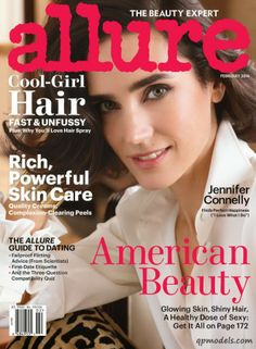Jennifer Connelly for Allure US (February 2014) - http://qpmodels.com/celebrity/jennifer-connelly/5743-jennifer-connelly-for-allure-us-february-2014.html