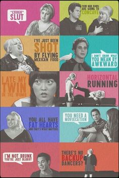 'Pitch Perfect' funnies!   :-D