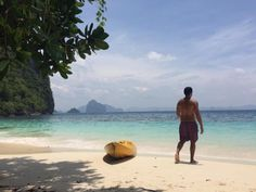 Kayak El Nido Papaya Beach