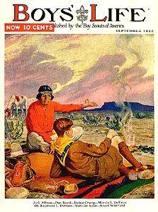 Boys Life, September 1933