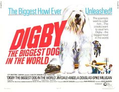 Digby the Biggest Dog in the World.