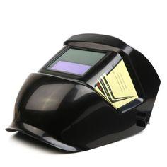 Oscurecimiento automático de soldadura por arco solar casco de soldadura TIG MIG lente de soldador máscara de molienda