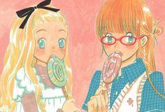 Honey and Clover : galerie d'images, fonds d'écrans, illustrations Pretty Art, Cute Art, Illustrations, Illustration Art, Manga Anime, Anime Art, Honey And Clover, Otaku, Manga Artist