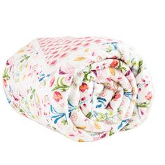 Floral Claire Quilt #children-blankets-pillows #home-decor-pillows-throws