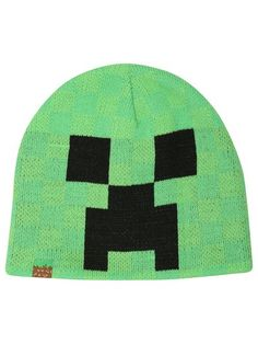 Minecraft Beanie Hat