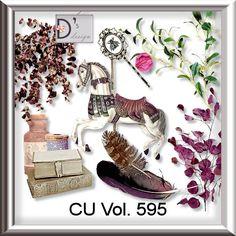 Vol. 595 by Doudou's Design