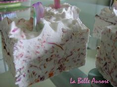 Rebatch Process Soap | La Belle Aurore