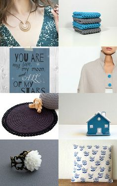 knee deep in blue by ohzie on Etsy--Pinned with TreasuryPin.com