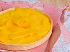 Receta | Tarta de coco y mango - canalcocina.es