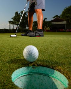 Learn to putt properly. Enjoy thirty days tuition free of charge. Over 400 online golf lessons available.