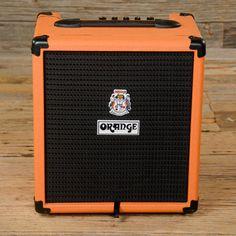 Orange Crush 25BX 1x8 Bass Combo USED