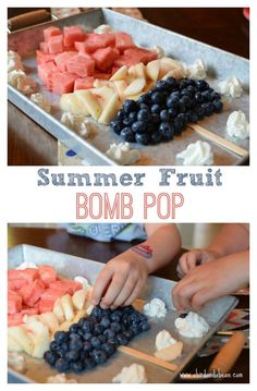Summer Fruit Bomb Po