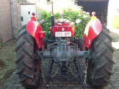 Restored #MasseyFerguson 65 mark II 1964 #tractor