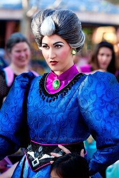 lady tremaine wicket stepmother of disney's cinderella