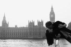 Enjoy a big smooch in front of Big Ben