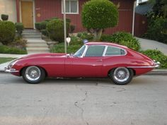 Learn more about BaT Exclusive: 1966 Jaguar E-Type Project on Bring a Trailer, the home of the best vintage and classic cars online. Vintage Cars, Antique Cars, Jaguar E Type, Jaguar Cars, Car Barn, Dodge Power Wagon, British Sports Cars, Expensive Cars, Classic Cars Online