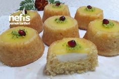 Portakallı Kekstra Snack Recipes, Snacks, Trifle, Food Photo, Chocolate Cake, Tart, Cheesecake, Deserts, Muffin