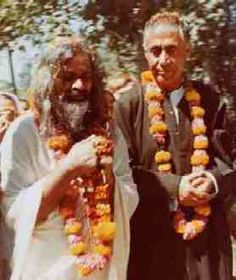 The last 3 months of my Teacher Training Course with Maharishi in 1969 were held in Kashmir.  We were introduced to Lakshmanjoo, a fully realized Saint of Shiva Shaivism