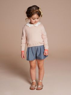 Hucklebones printemps été 2014 | MilK - Le magazine de mode enfant -- dolly.