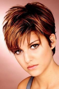 short haircuts for thick coarse hair pictures - Google Search