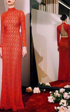 Sandra Mansour Look 1 on Moda Operandi
