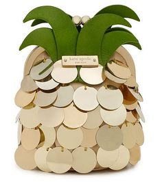 kate spade Pouch. It's a pineapple and Kate Spade. Perfect!