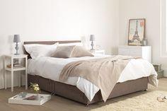 Beds > Devon Divan Bed | Warren Evans
