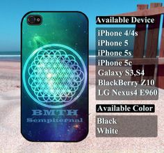 sempiternal BMTH case   iPhone 4/4s iPhone5 iPhone5s by vallenshop, $13.50