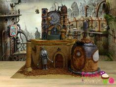 MACHINARIUM - Cake by Ana