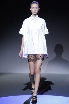 Irfé RTW Spring 2015 - Slideshow - Runway, Fashion Week, Fashion Shows, Reviews and Fashion Images - WWD.com
