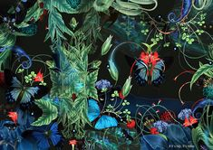 New Botany in Two and Three Dimensions by Bozena Rydlewska. | http://www.ifitshipitshere.com/new-botany-by-bozka/
