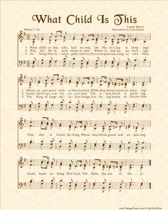 Hymns W-Z Christmas Carols Songs, Christmas Songs Lyrics, Christmas Sheet Music, Bible Songs, Praise Songs, Songs To Sing, Church Songs, Church Music, Singing Lessons