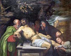 Madonna dell'Orto (Venice) - Chapel St Mauro - Compianto sul cristo morto - Chiesa della Madonna dell'Orto - Wikipedia