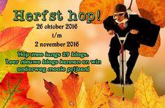 Ik doe mee aan de Herfstbloghop + winactie #regenjas #hublot