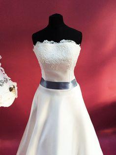 Brautkleider - Brautkleid - ein Designerstück von myrockabillymode bei DaWanda