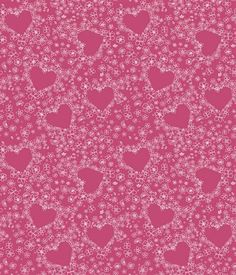 Disney Hearts - DK6010 from Disney book by Room Mates - York Wallcovering.