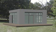 1000 images about green home designs and ideas on pinterest shipping container homes - Hive modular x line container home in canada ...