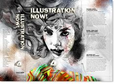 The illustration of Gabriel Moreno are mind blowing please click to see the site more beautiful artwork