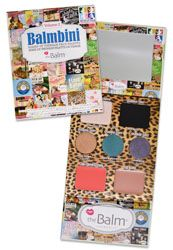 theBalm Balmbini Palette Volume 2-This irresistible, portable compact includes everything you need to create a flawless face on the fly.