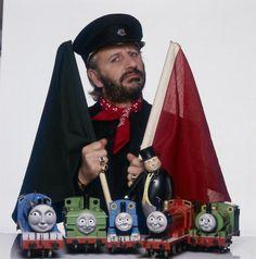 Ringo Starr - Thomas the Tank Engine Wikia