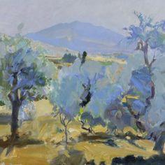 Olive Trees, Portugal Bob RUDD