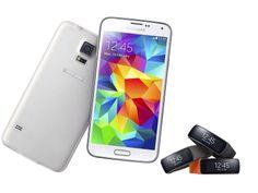 Samsung presenta #GalaxyS5 y nuevos relojes inteligentes: http://washingtonhispanic.com/nota17368.html