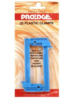 - Hold down project plans with ease and reliability with these Plastic Slide Clamps by ProEdge. Click the pic to learn more now: Precision Tools, Miniature Furniture, Amazing Architecture, Home Crafts, Hold On, How To Plan, Learning, Projects