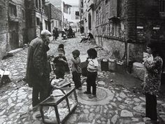 Zeyrek, 1964 Ara Güler #istanlook #istanbul
