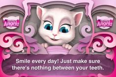 Talking Angela from my pictures