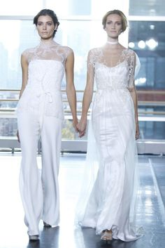 White Hot Trend: Not Your Mother's Wedding Dress | OneWed